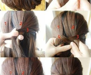 fish tail braid image