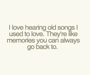love, song, and memories image