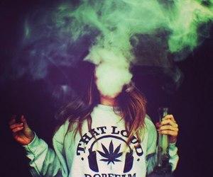 smoke and weed image