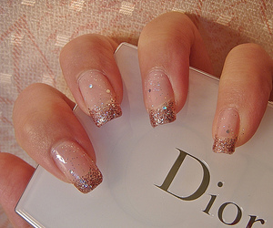 beauty, dior, and sparkle image