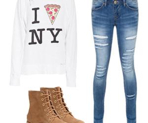 fashion, i, and ny image