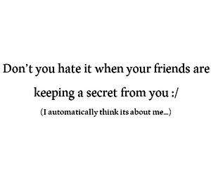 about me, hate, and quotes image