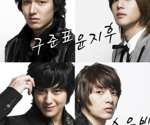Boys Over Flowers and F4 image