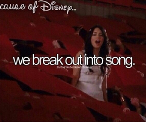 disney, high school musical, and that's me image