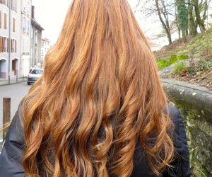 cheveux, rousse, and anglaises image