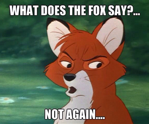 what does the fox say image
