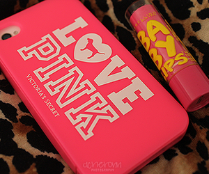 pink, love pink, and baby lips image