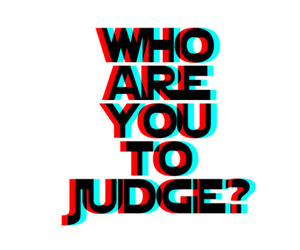 ?, fuck, and judge image