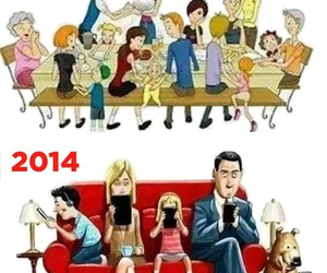 family and funny image