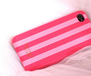 pink, iphone, and Victoria's Secret image