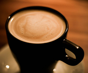 coffe, morning, and waking image
