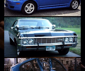 baby, supernatural, and blueberry image