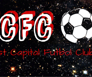 soccer, soccerball, and fcfc image