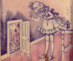 alice, alice in wonderland, and wonderland image