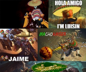 jayce, league of legends, and shaco image