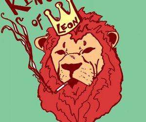 art, KOL, and lion image