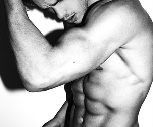 boy, model, and abercrombie & fitch image
