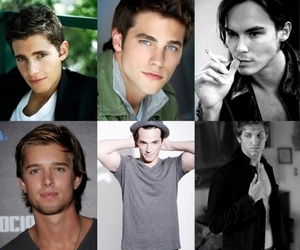 pll, boys, and pretty little liars image