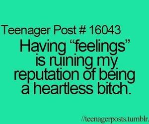 funny, quotes, and teenager post image