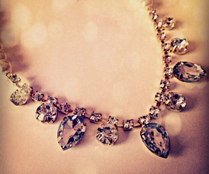 glitter, jewelry, and necklace image