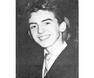 george harrison, smile, and young image