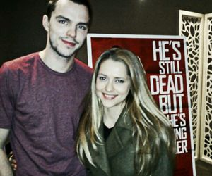 nicholas hoult, teresa palmer, and warm bodies image