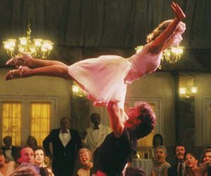 dance, dirty dancing, and lift image