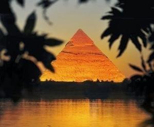 egypt, pyramid, and travel image