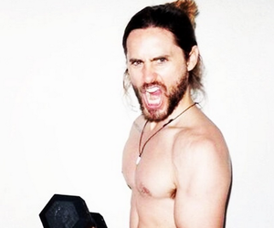 jared leto, sexy, and thirty seconds to mars image