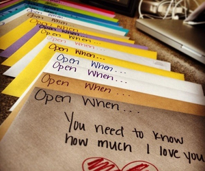 love, letters, and Letter image