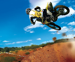 bikes, motocross, and motorcycles image