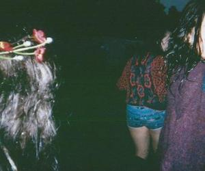 girls, grunge, and party image