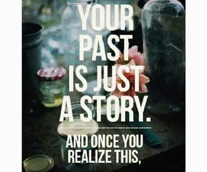 past and quote image