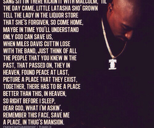 2pac, dear, and tupac image