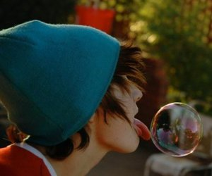 boy, bubbles, and cute image