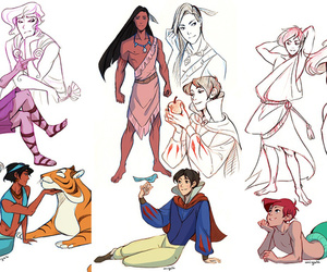 disney, male, and man image