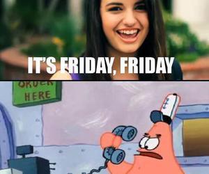 patrick, friday, and spongebob image