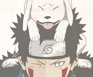 anime, naruto, and kiba image