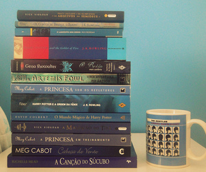 book, beatles, and blue image