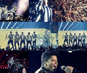 bruno mars, bruno, and superbowl image
