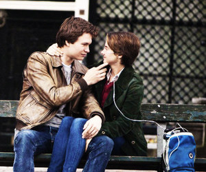 augustus, hazel, and lovely image