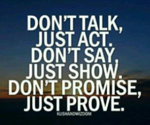 just, no, and prove image