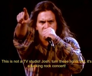 dark, eddie vedder, and grunge image