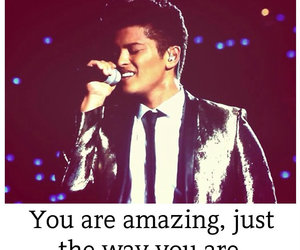 bruno mars, just the way you are, and amazing image