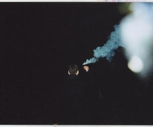 smoke, boy, and indie image