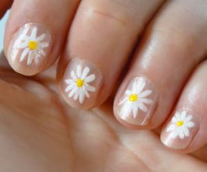 daisy and nail image