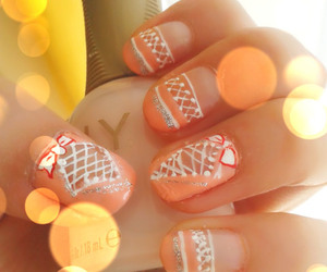 corset, manicure, and nails image