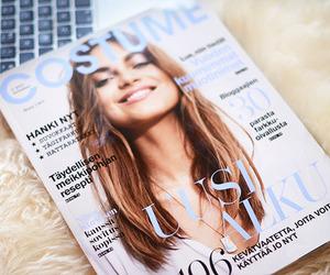 magazine, girly, and fashion image