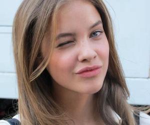 barbara palvin, model, and wink image
