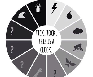 catching fire, clock, and hunger games image
